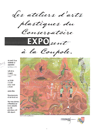 affiche expo coupole ateliers 2016 20170002